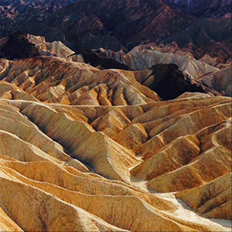 Destination Zabriskie Point