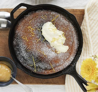 Pancake ‹Dutch Baby›