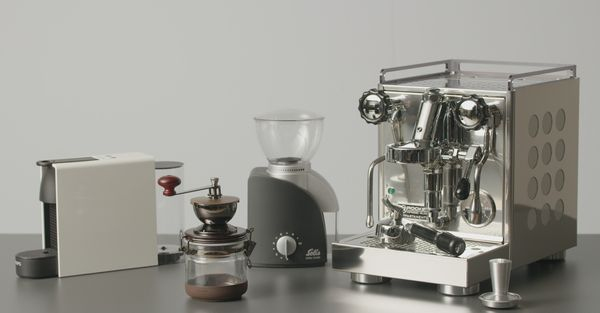 La machine à café adéquate