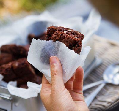 Most delicious Brownies