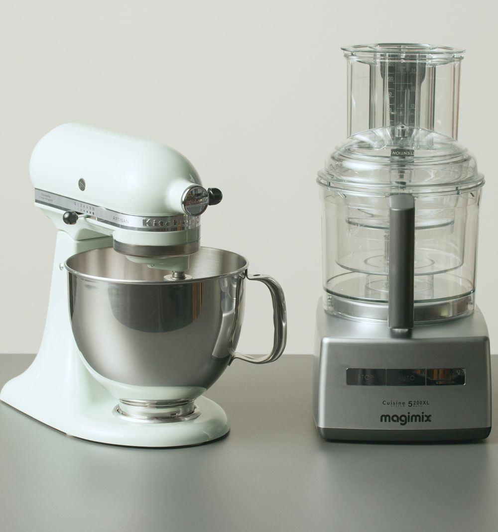 KitchenAid ou Magimix?
